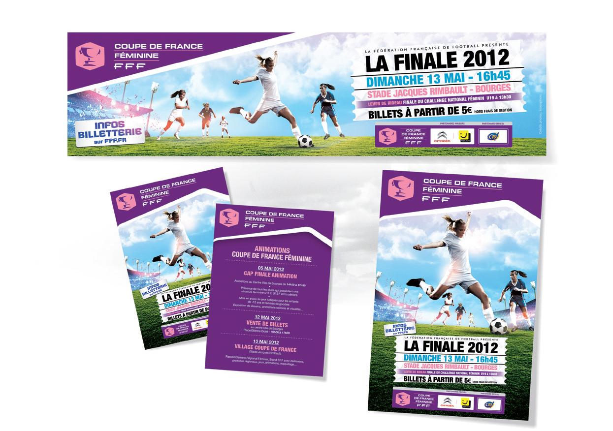 La finale de la coupe de france f minine se d marque avec illustrasport - Billets finale coupe de france ...