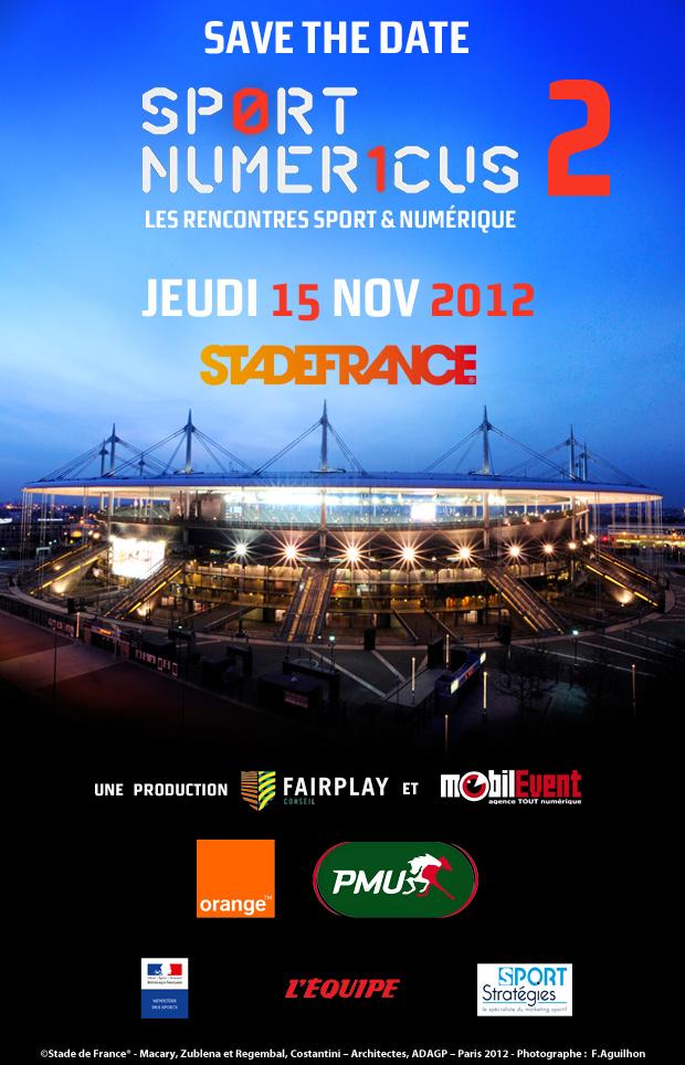 Affiche Sport Numericus