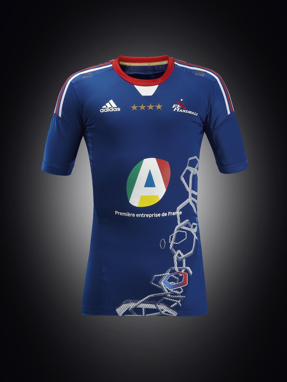 adidas handball maillot france