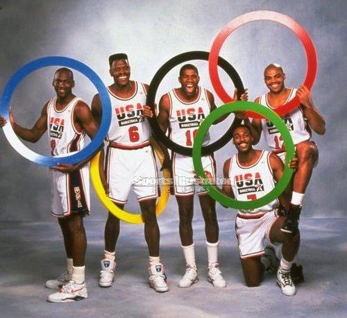 1992 Team Étaient Dream Magiciens Ces Des Joueurs zHO5v5x
