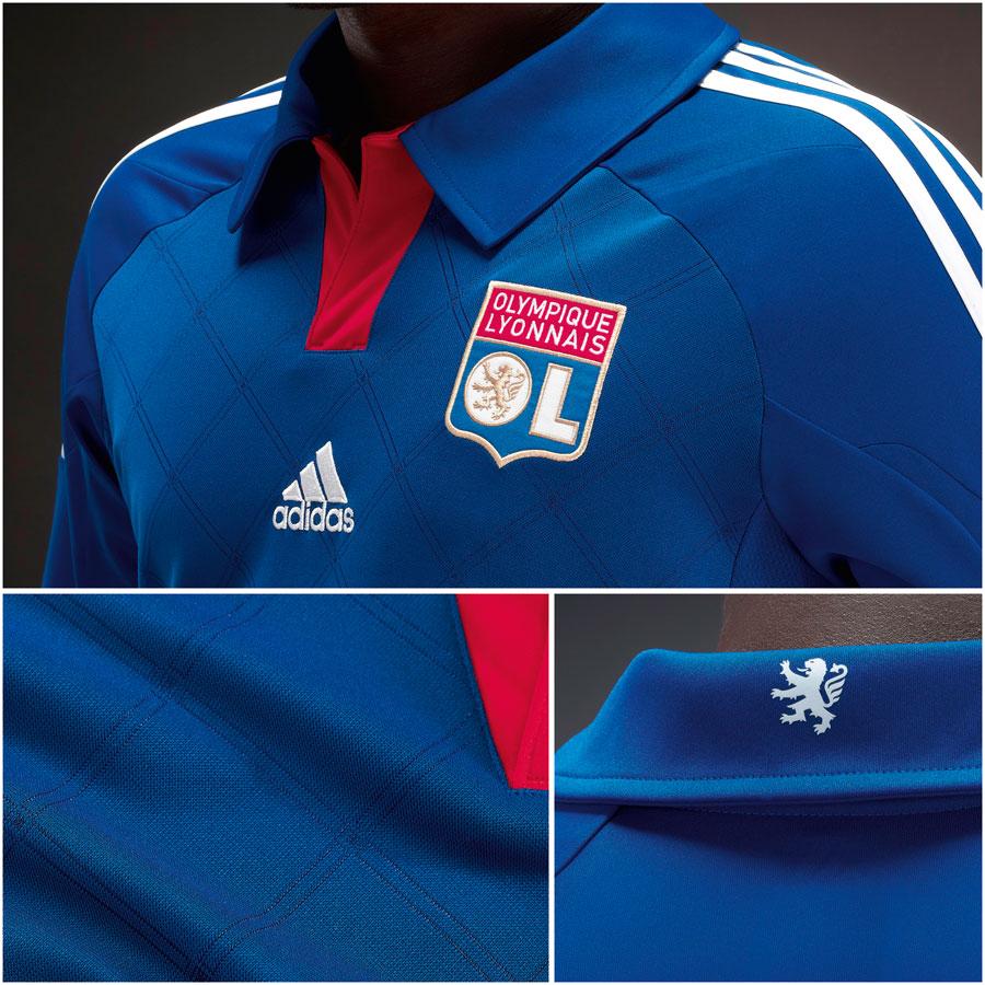 ensemble de foot Olympique Lyonnais Homme