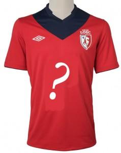 Could Lille lose their distinctive Partouche sponsorship?