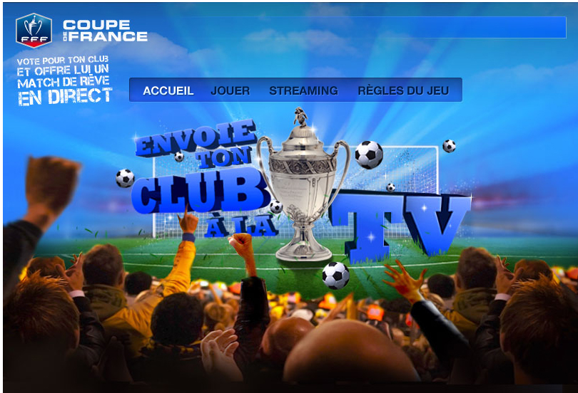 La fff offre un match de r ve un club amateur ce week end en coupe de france - Match de coupe de france en direct ...