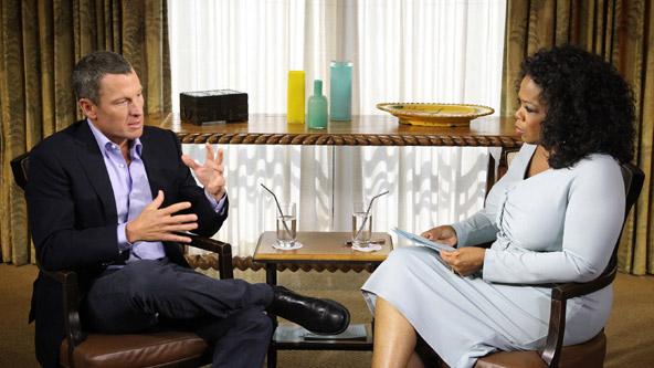 Oprah Winfrey - Lance Armstrong  La bande annonce Hollywoodienne qui fait peur 1