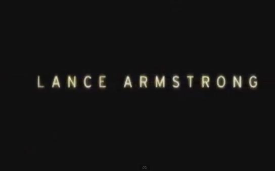 Oprah Winfrey - Lance Armstrong  La bande annonce Hollywoodienne qui fait peur