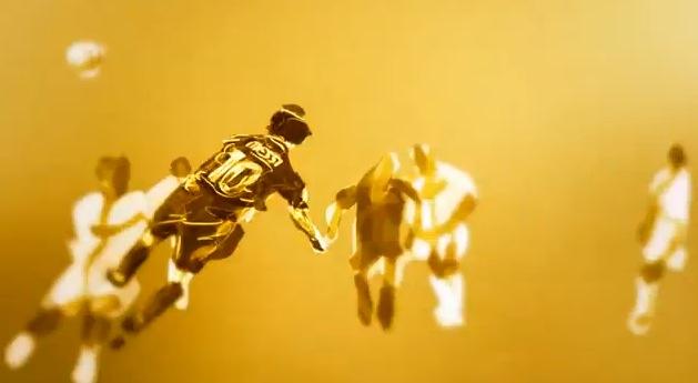 adidas messi ballon d'or