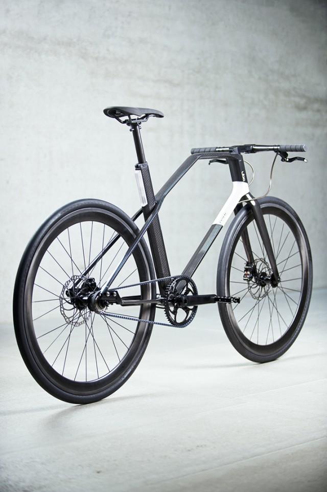 Urban Carbon Bike The Coren