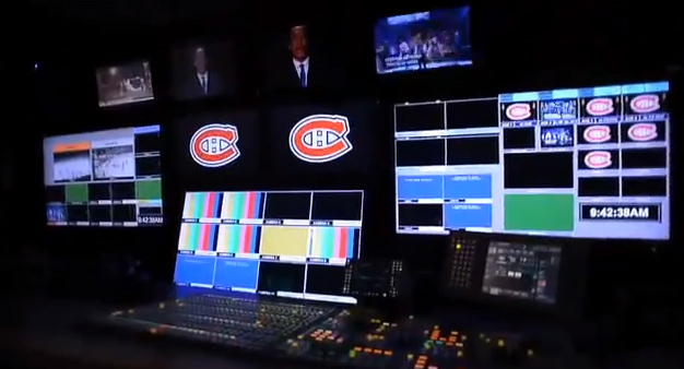 hockey is back NHL canadiens de montréal centre bell 2013