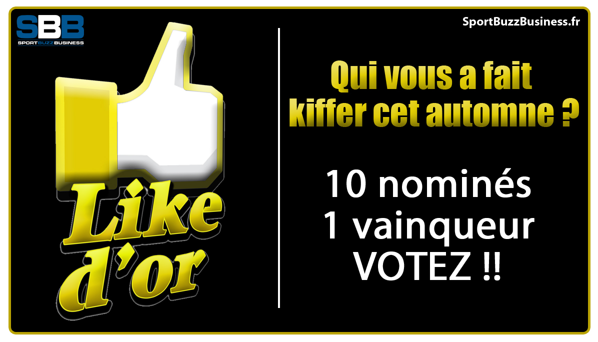 plaquette like d'or kiff automne 2012