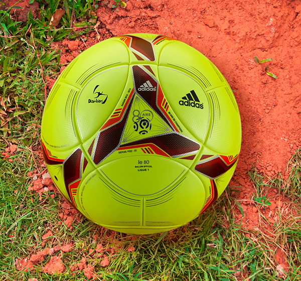 adidas ballon L1 diambars football