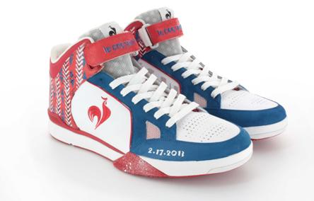 le sportif OFF rouge' Acheter 59 bleu coq 'chaussure blanc pnpwxa4