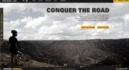 conquer the road oakley eurosport tour de france