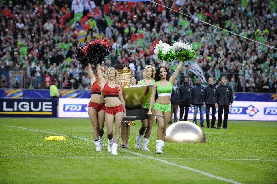 La coupe de la ligue fait le show au stade de france - Coupe de la ligue 2013 2014 ...