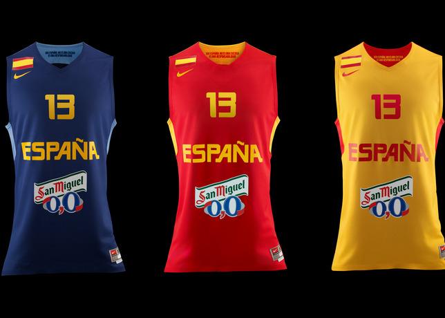 huge discount 9e014 02caf espana nike jersey kit