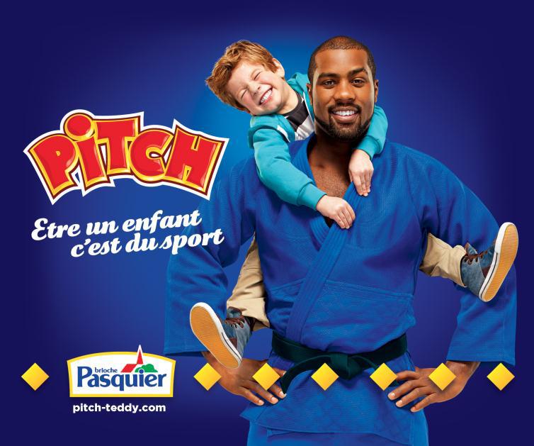 """Résultat de recherche d'images pour """"teddy riner pitch"""""""