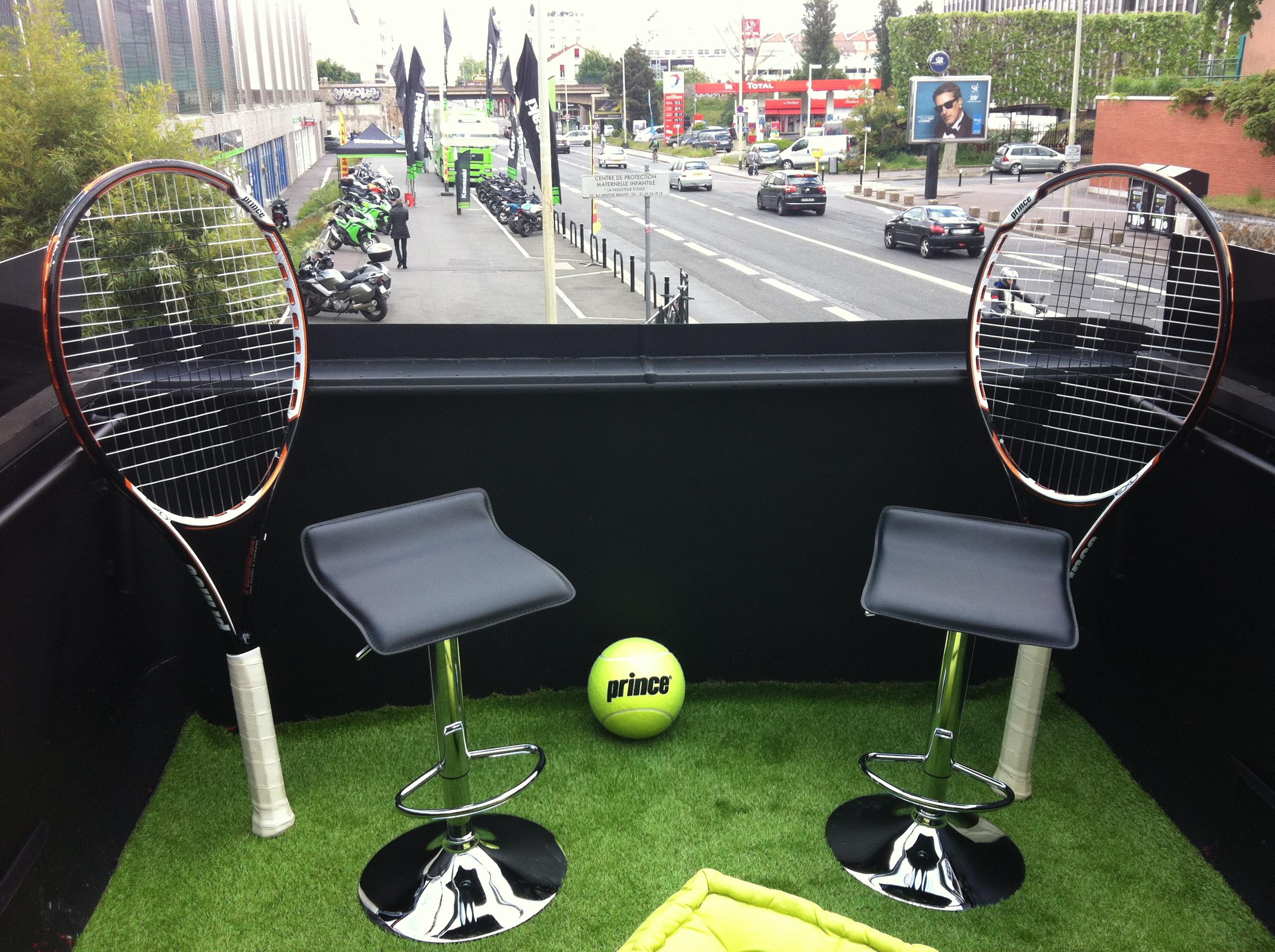 Prince Paris Tour Roland-Garros