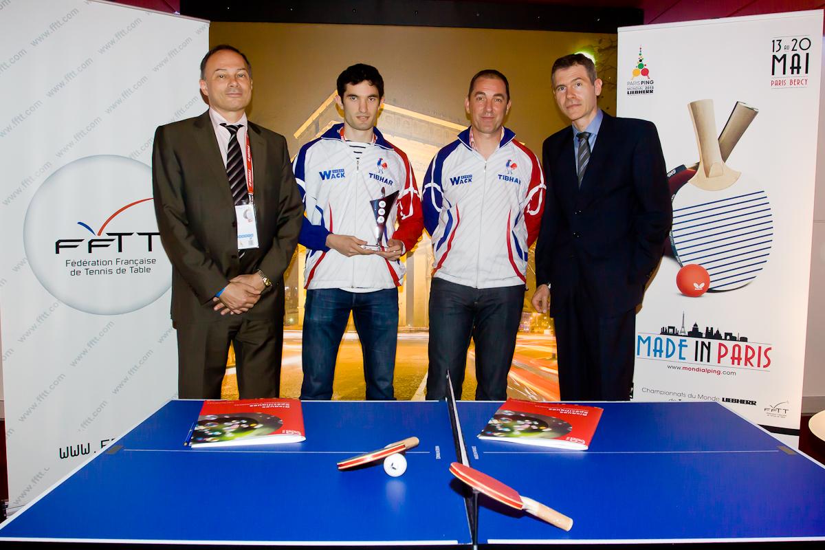 Mma renouvelle son partenariat avec la f d ration - Federation francaise tennis de table ...