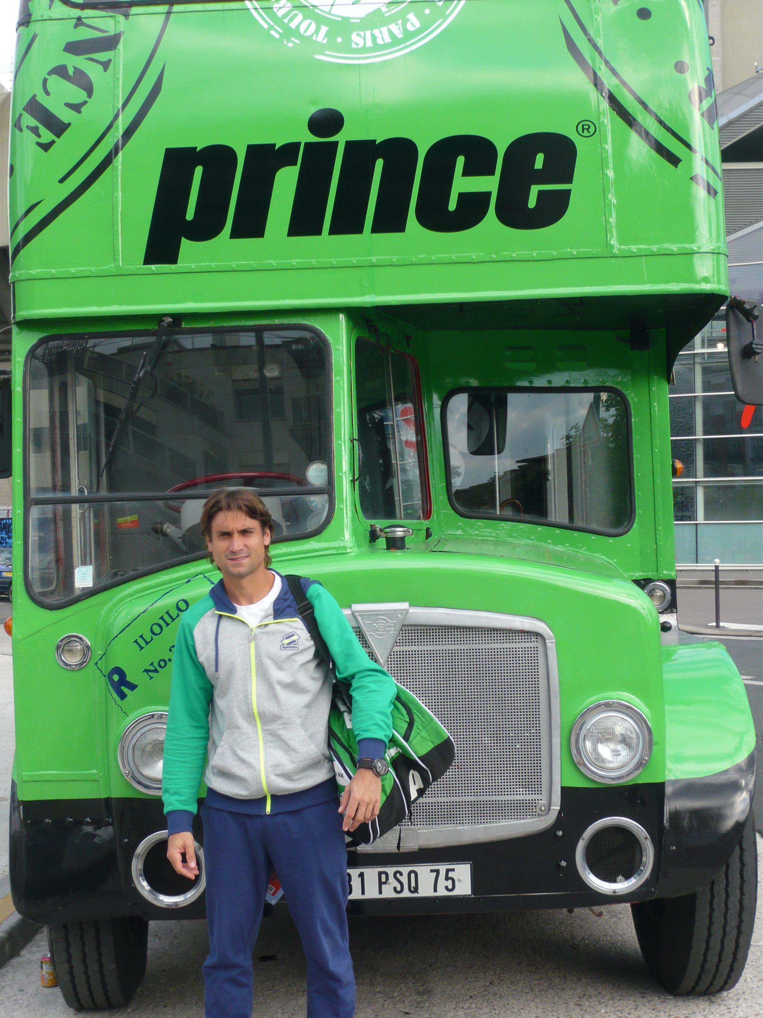 Prince Paris Tour Roland_Garros