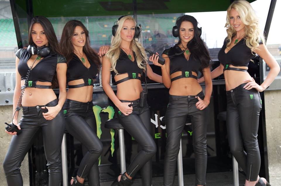 monster energy girls 2013 sexy