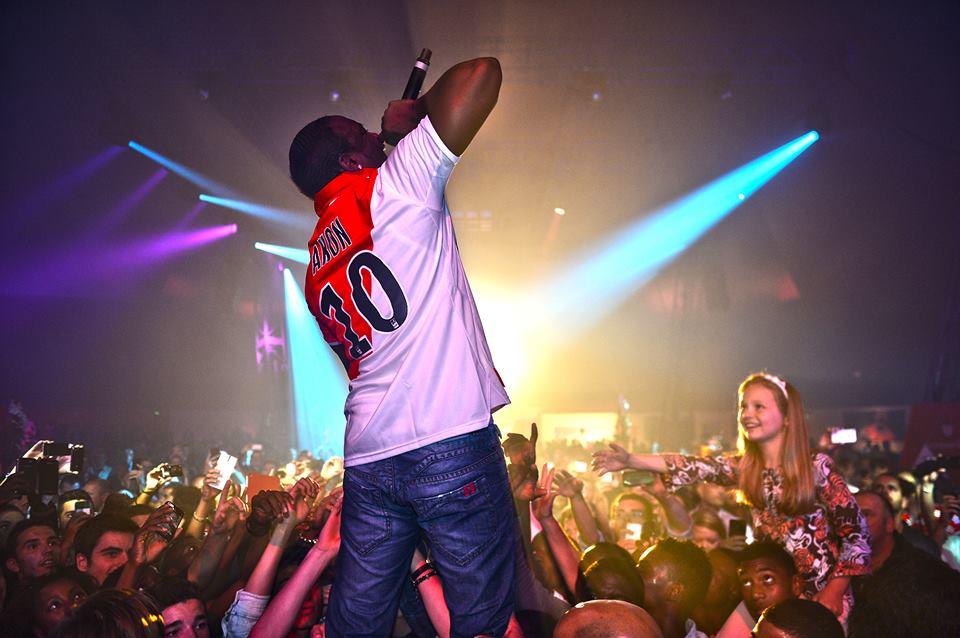 Akon AS Monaco