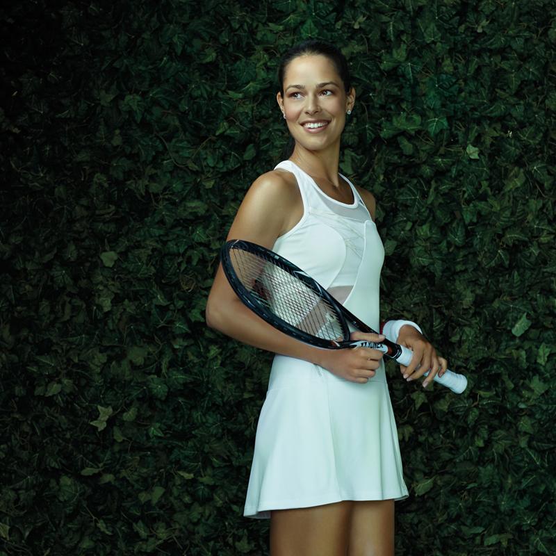 Ana Ivanovic wimbledon 2013 adidas tennis