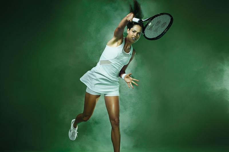 Ana Ivanovic wimbledon 2013 adidas