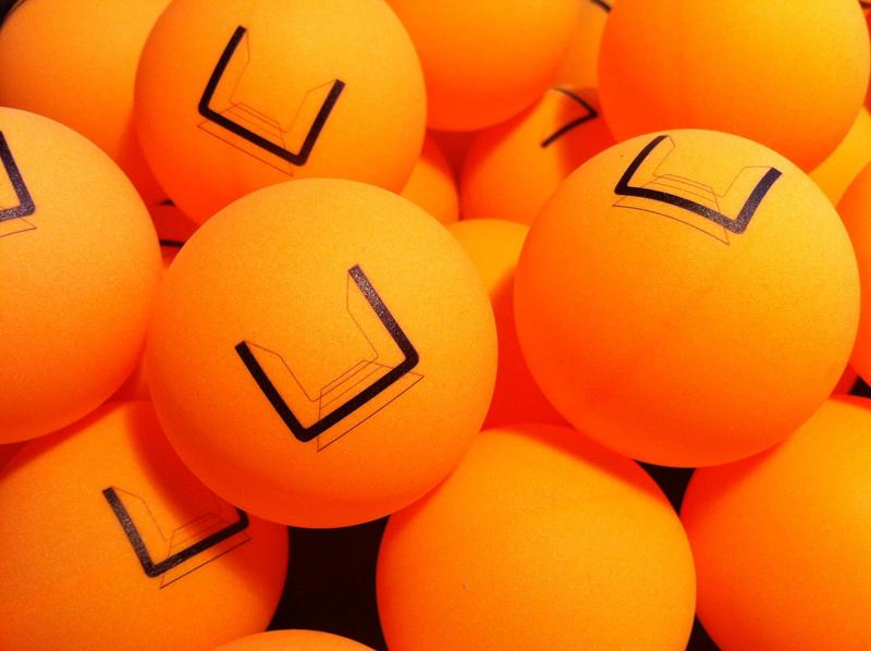 INCLUSION balls tennis table U