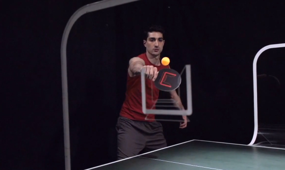INCLUSION ping pong table tennis