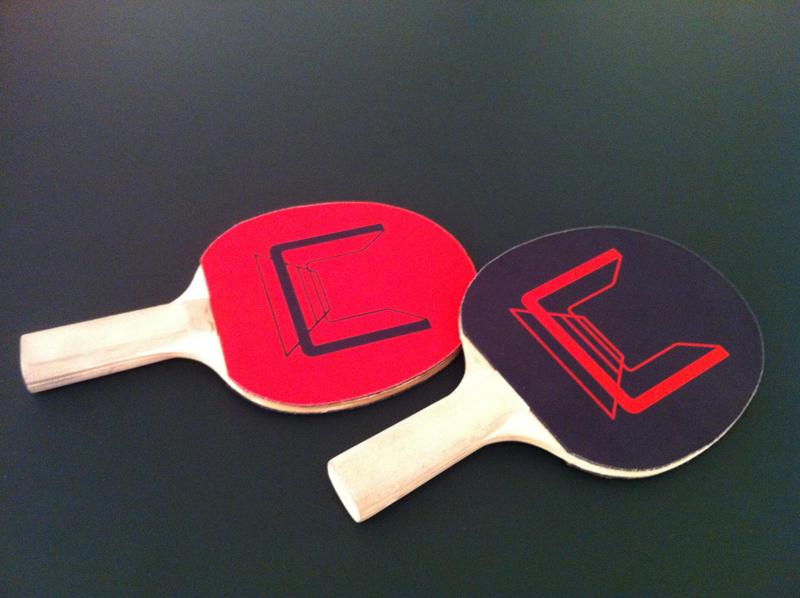 INCLUSION raquette table tennis U