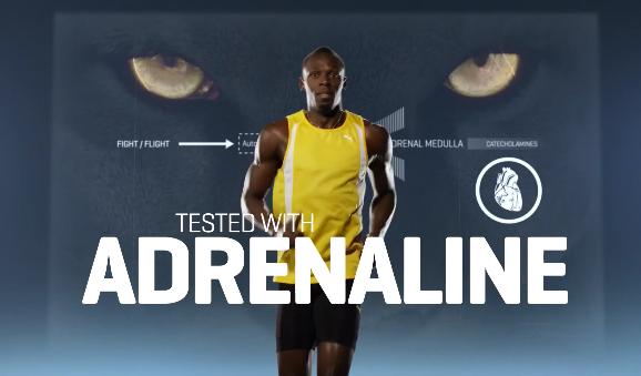 Puma Usain Bolt france des