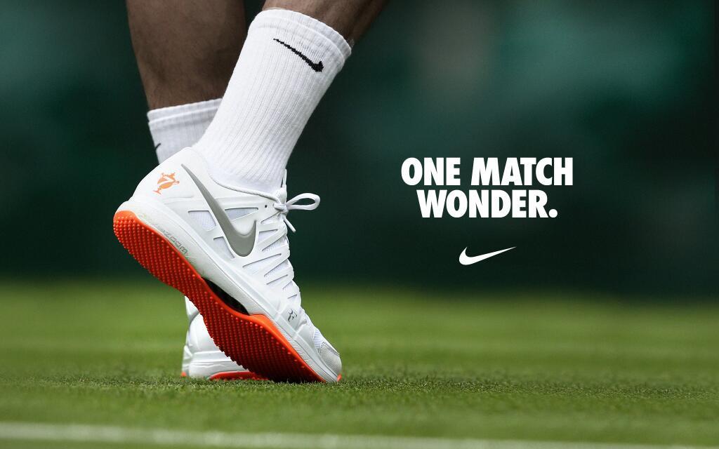 Wimbledon oblige Roger Federer à ne plus porter ses