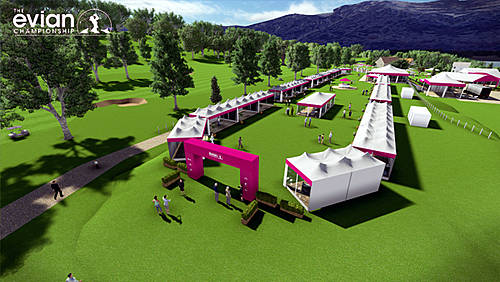 the evian championship golf 2013