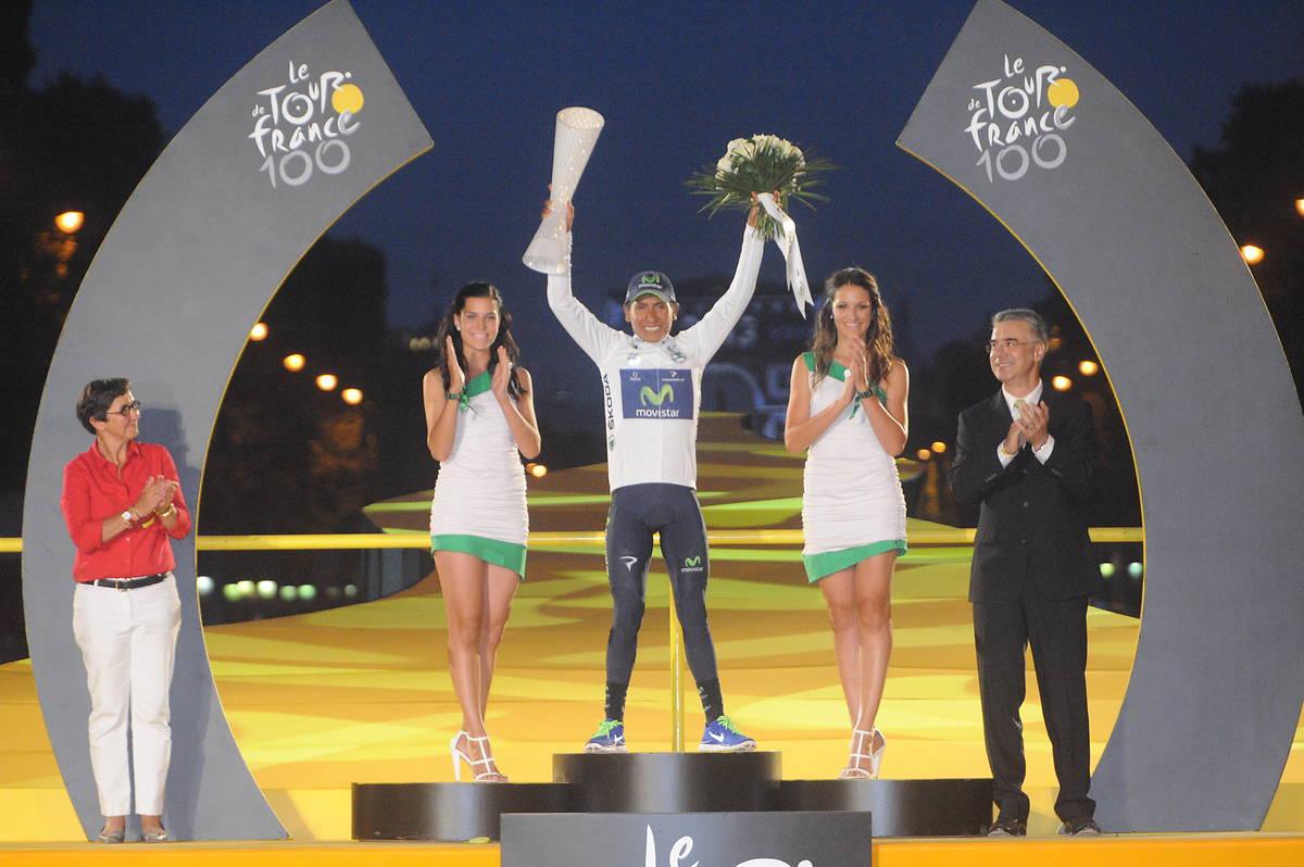 hôtesses podium Tour de France 2013 champs Elysées Skoda