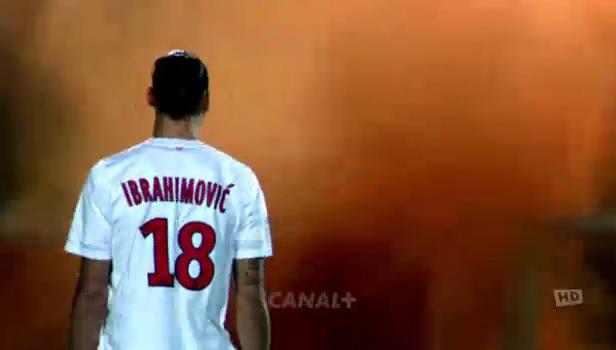 ligue 1 2013 2014 canal plus ibrahimovic