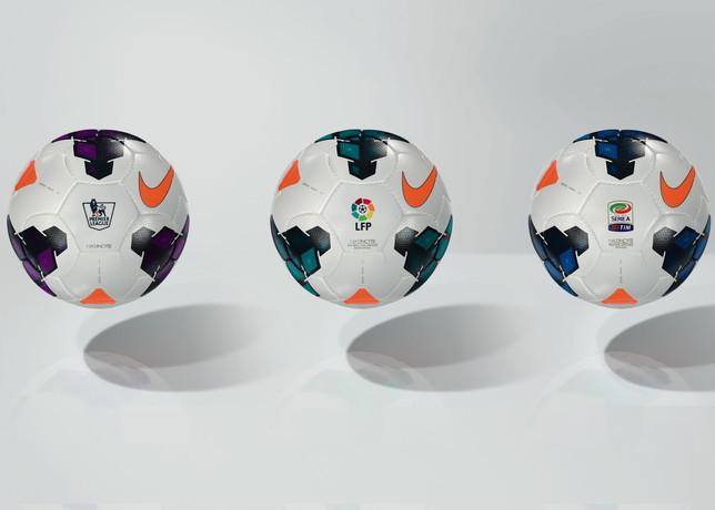 premier league série A Liga ballon nike incyte