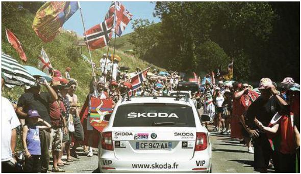 skoda tour de France 2013