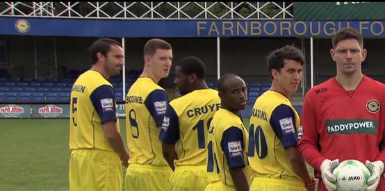 Farnborough FC paddy power