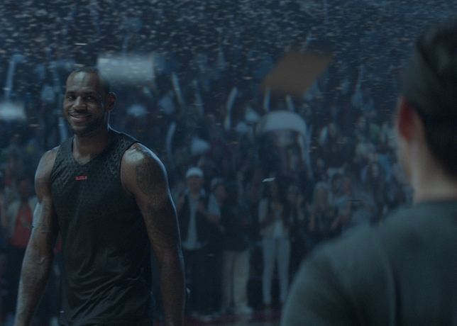 nike just do it possibilities lebron james