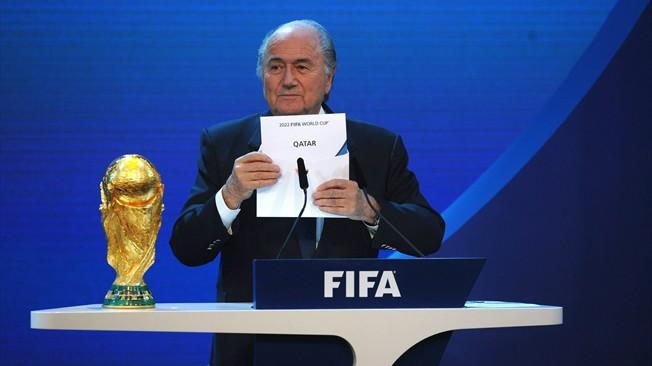 qatar 2022 sepp blatter coupe du monde