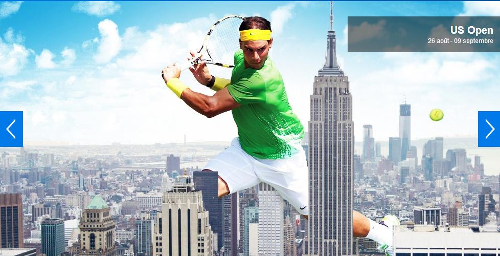 us open 2013 tennis eurosport player Nadal