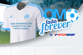 maillot message supporter maillot OM intersport clasico PSG
