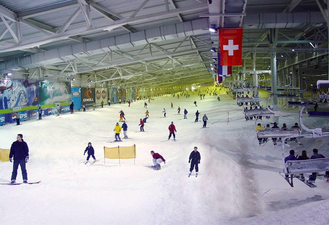 snowworld ile de france paris saint quentin en yvelines