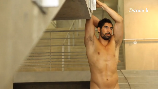 Calendrier Rugbyman Nu.Teaser Video Du Calendrier Dievx Dv Stade 2014