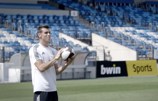 gareth bale real madrid rugby bwin