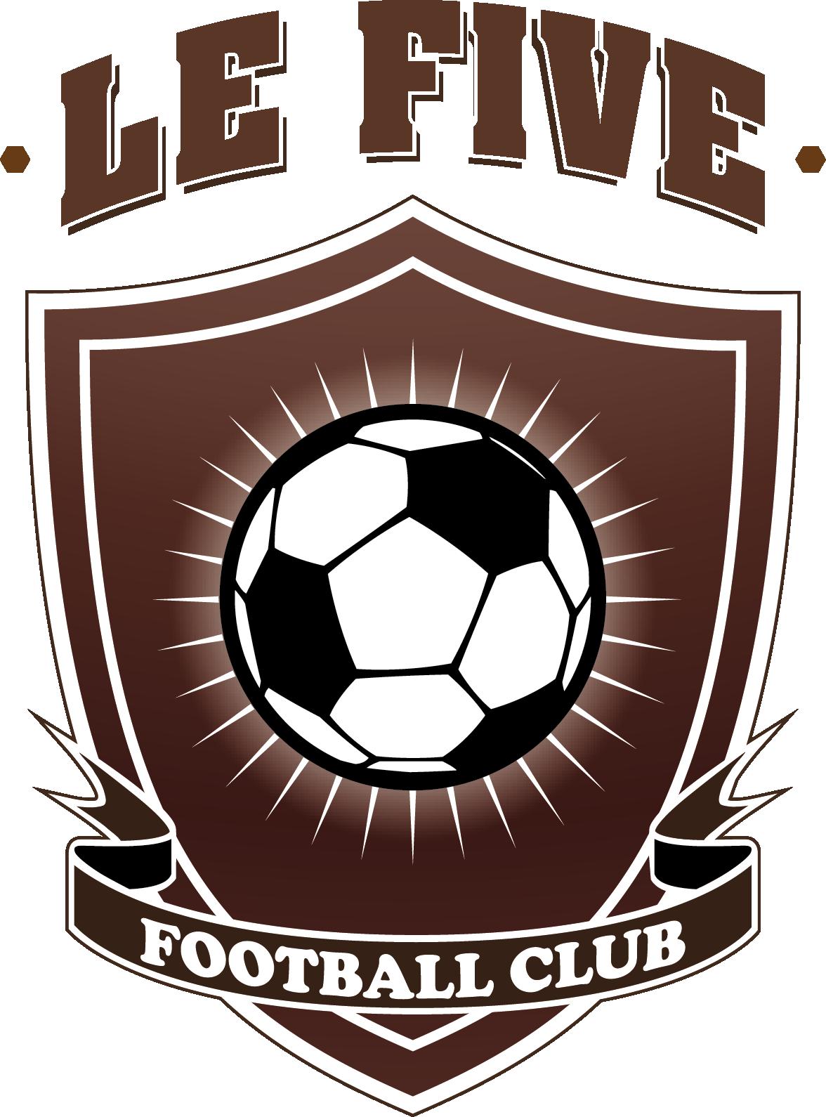 le five football club logo
