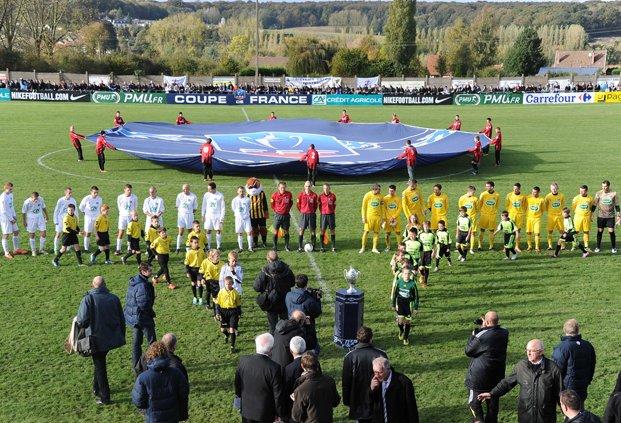 Coupe de france la fff offre nouveau un match de r ve un club amateur - Match de coupe de france ...