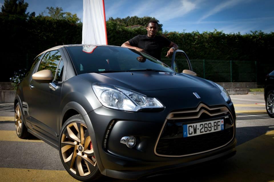 Citroën OM mandanda partenaire officiel