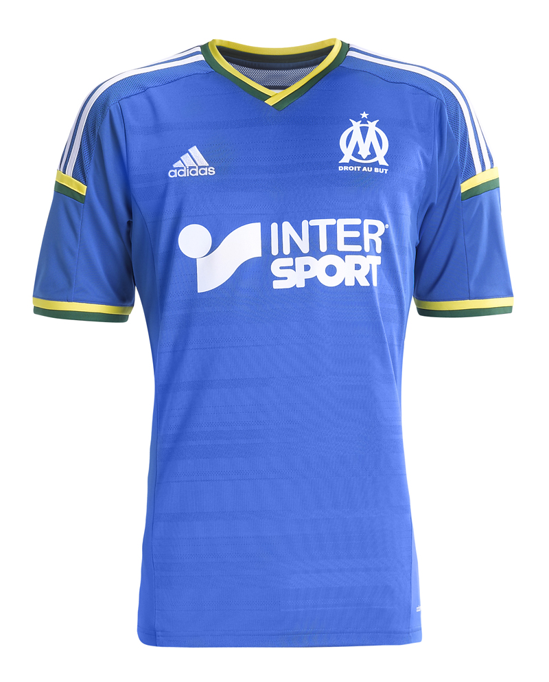 ensemble de foot OM Tenue de match