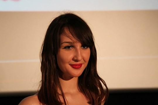 Miss Stade de Reims Cléa Hanafi