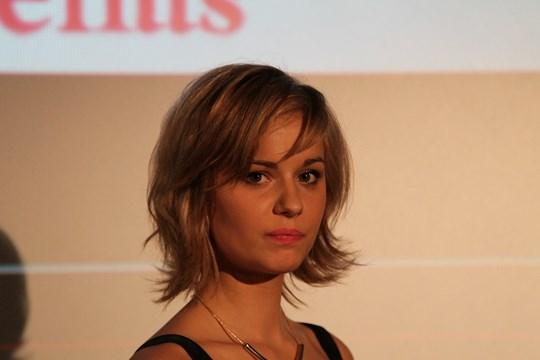 Miss Stade de Reims Lolita Guerin